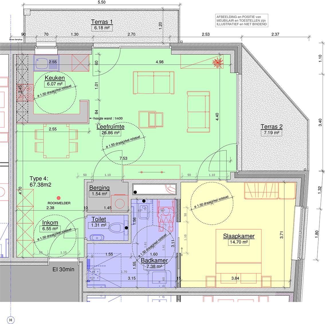 Residentie Stevensveld • Assistentiewoningen te Asse